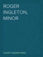 Roger Ingleton, Minor