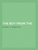 The Boy from the Ranch; Or, Roy Bradner's City Experiences