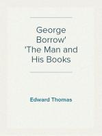 George Borrow The Man and His Books