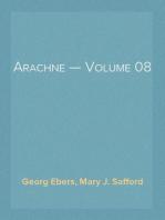 Arachne — Volume 08
