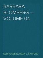 Barbara Blomberg — Volume 04