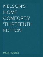 Nelson's Home ComfortsThirteenth Edition