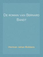 De roman van Bernard Bandt