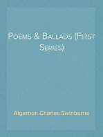 Poems & Ballads (First Series)