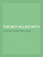 The Boy Allies with the Victorious Fleets; Or, The Fall of the German Navy
