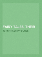 Fairy Tales, Their Origin and Meaning; With Some Account of Dwellers in Fairyland