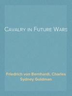 Cavalry in Future Wars