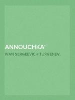 Annouchka A Tale