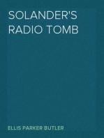 Solander's Radio Tomb