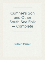 Cumner's Son and Other South Sea Folk — Complete