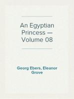 An Egyptian Princess — Volume 08