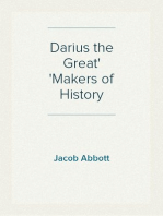 Darius the Great Makers of History