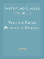 The Harvard Classics Volume 38