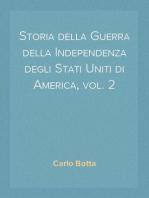 Storia della Guerra della Independenza degli Stati Uniti di America, vol. 2