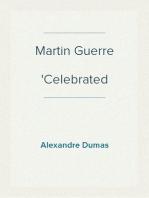 Martin Guerre Celebrated Crimes