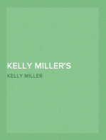 Kelly Miller's History of the World War for Human Rights