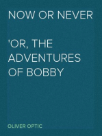 Now or Never Or, The Adventures of Bobby Bright