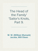 The Head of the Family Sailor's Knots, Part 9.