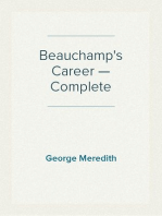Beauchamp's Career — Complete