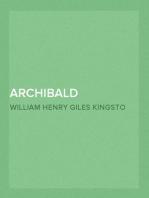 Archibald Hughson An Arctic Story