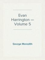 Evan Harrington — Volume 5