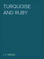 Turquoise and Ruby