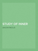 Study of Inner Cultivation