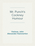 Mr. Punch's Cockney Humour