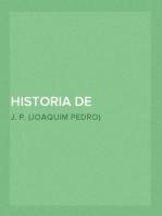 Historia de Portugal: Tomo I