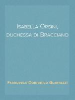 Isabella Orsini, duchessa di Bracciano