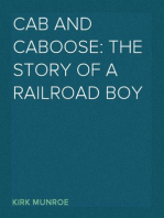 Cab and Caboose
