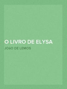 O Livro de Elysa Fragmentos