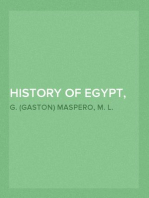 History of Egypt, Chaldæa, Syria, Babylonia, and Assyria, Volume 9 (of 12)