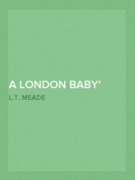 A London Baby The Story of King Roy