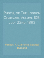 Punch, or The London Charivari, Volume 105, July 22nd, 1893