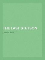 The Last Stetson