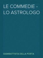 Le commedie - lo astrologo
