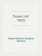 Desert Air 1905