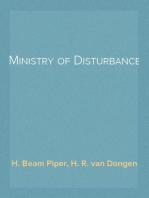 Ministry of Disturbance