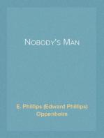 Nobody's Man