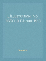L'Illustration, No. 3650, 8 Février 1913