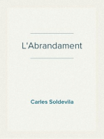 L'Abrandament