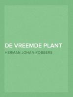 De vreemde plant