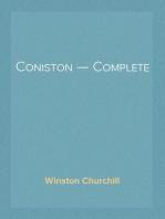 Coniston — Complete