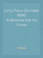 Little Folks (October 1884) A Magazine for the Young