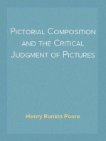 Pictorial Composition and the Critical Judgment of Pictures