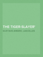 The Tiger-Slayer A Tale of the Indian Desert