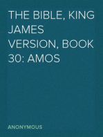 The Bible, King James version, Book 30