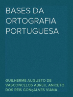 Bases da ortografia portuguesa