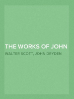 The works of John Dryden,  now first collected in eighteen volumes.  Volume 16